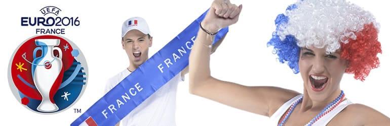 Euro 2016, les accessoires de supporters