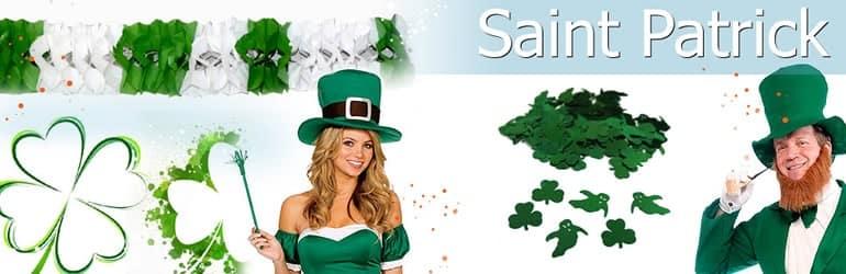 Passez au vert pour la Saint Patrick.