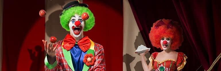 Le cirque en folie.