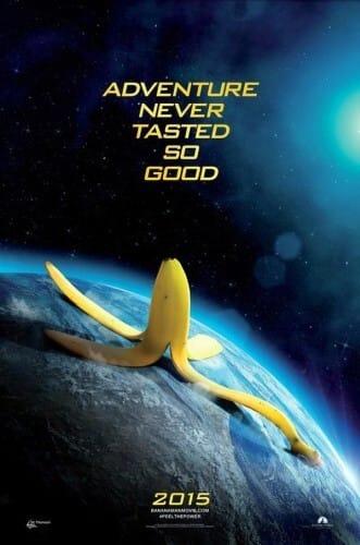 Affiche du film Bananaman 2015