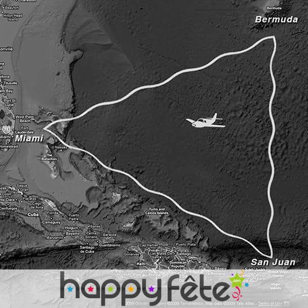 le triangle des bermudes, un cimetière qui fascine