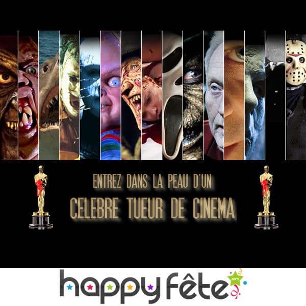 les célèbres tueurs de cinéma