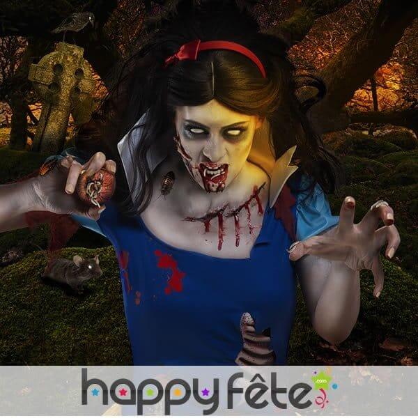 les déguisements disney version zombie