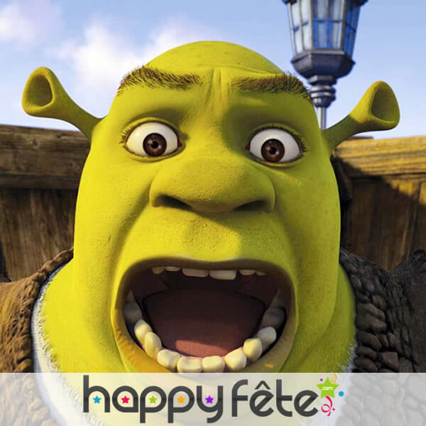 les origines de shrek