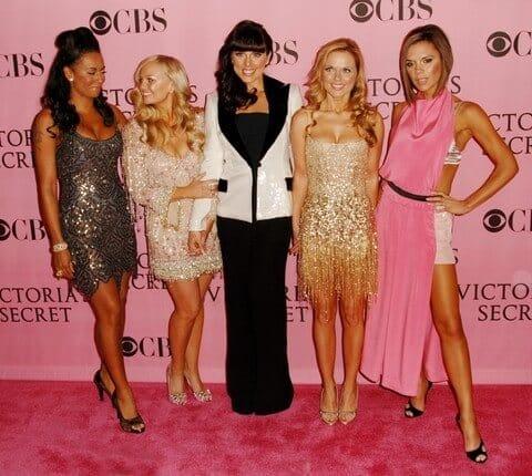 Photo des Spice girls aujourd'hui
