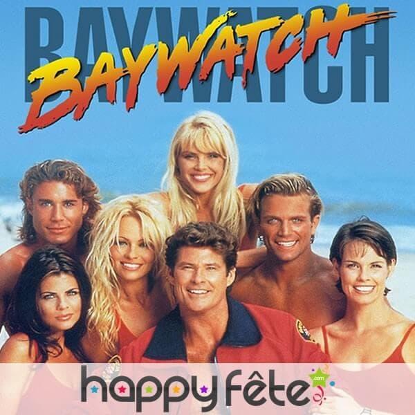tout sur la série alerte à malibu, baywatch.