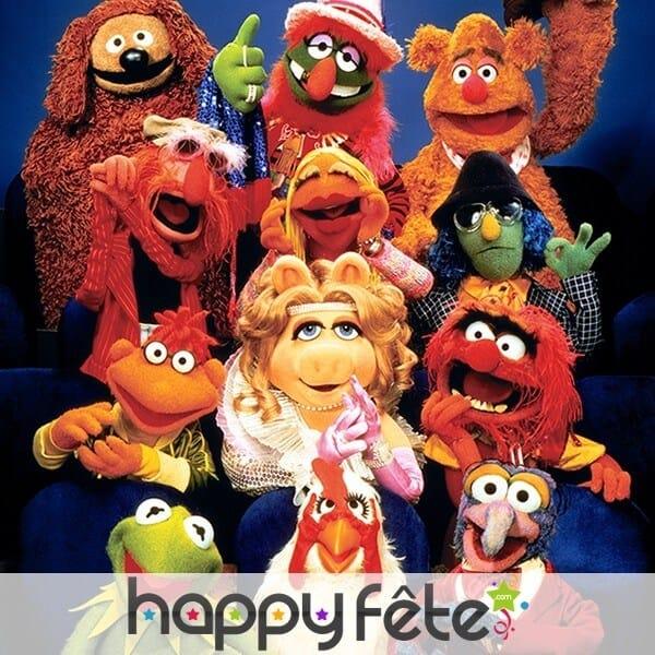 tout sur le muppet show