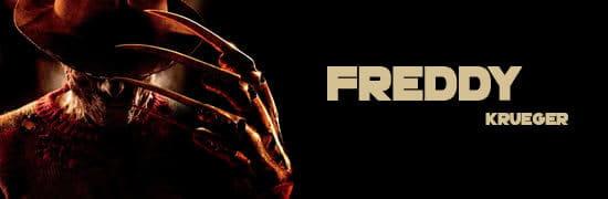Freddy Krueger, les griffes de la nuit