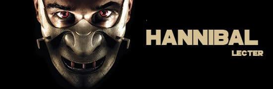 Hannibal Lecter, le silence des agneaux