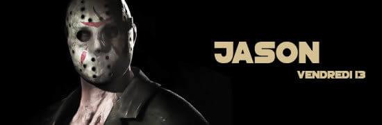Jason Voorhees du film vendredi 13