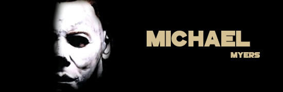 Michael Myers de la série de film Halloween