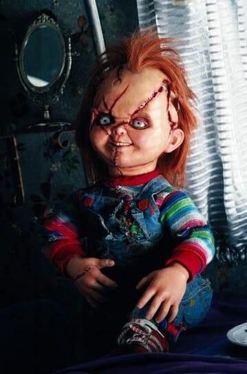 La tenue de Chucky