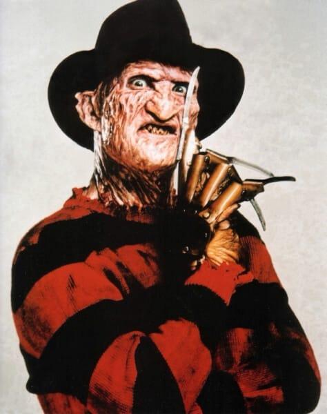 La tenue de Freddy Krueger