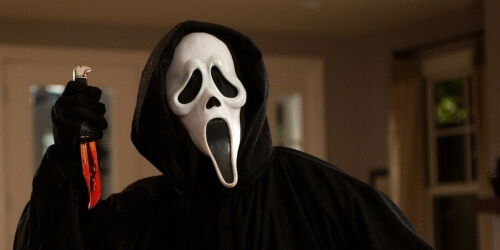 La tenue de Scream
