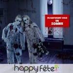 Créer son déguisement de zombie