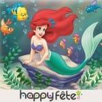 En savoir plus sur l'histoire de la petite sirène.