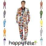 Happy fête dévoile sa nouvelle collection de costumes trois pièces pour homme!