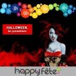 Les promotions d'halloween