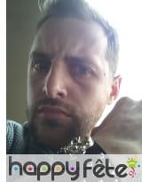 Photo de Bracelet coulté avec crâne. prise par Benoit.