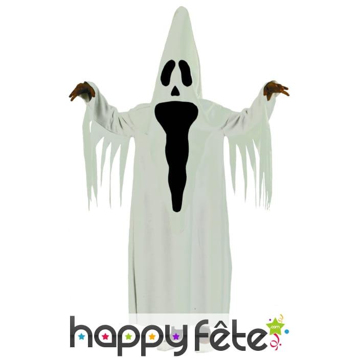 costume fantome blanc pour enfant. Black Bedroom Furniture Sets. Home Design Ideas
