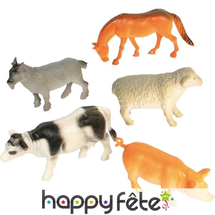 Figurines d 39 animaux de la ferme - Images d animaux de la ferme ...