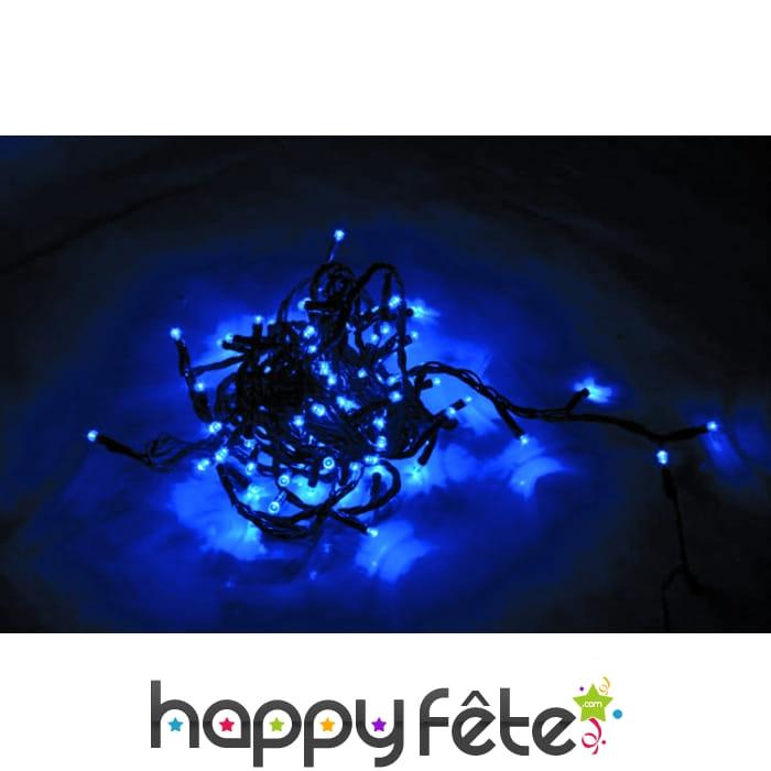 guirlande lumineuse bleu de 9 m. Black Bedroom Furniture Sets. Home Design Ideas