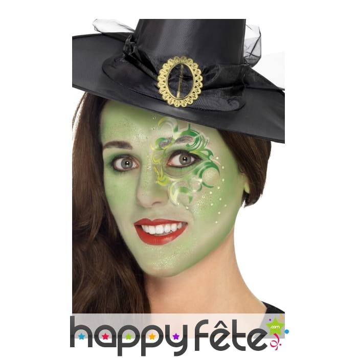 Kit Maquillage De Sorci Re Verte