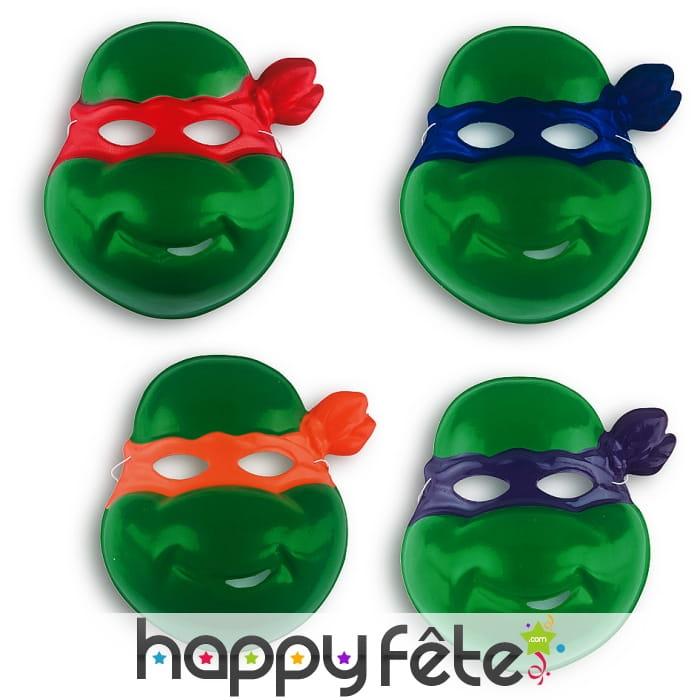 Masque de tortue ninja - Tortue ninja couleur ...