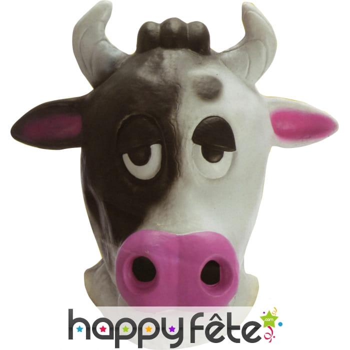Masque de vache complet - Masque visage a mettre au frigo ...