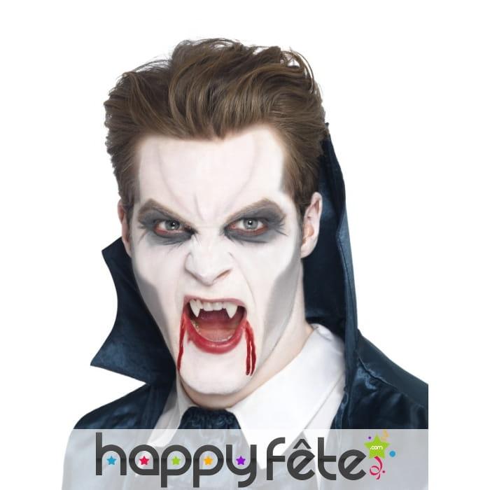 maquillage vampire image