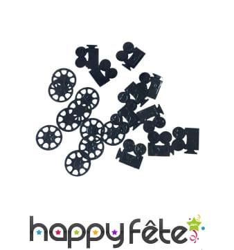 14 gr de confettis cinéma