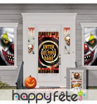 33 Décors en carton d'halloween pour maison