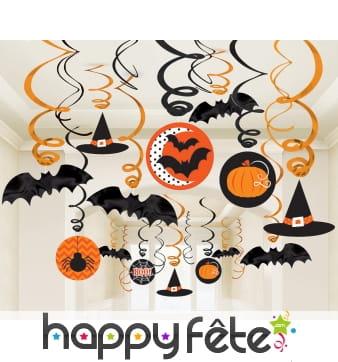 30 suspensions amusantes pour Halloween