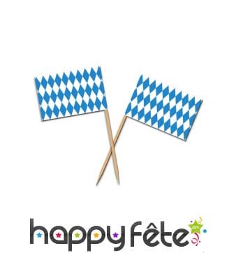 50 pics apéritif drapeau d'Oktoberferfest