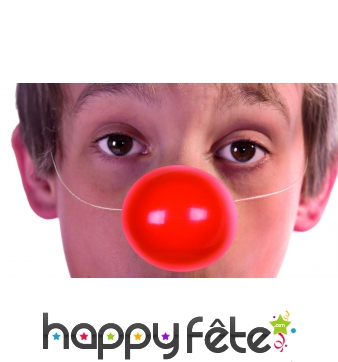 6 nez de clown pour enfant et adulte