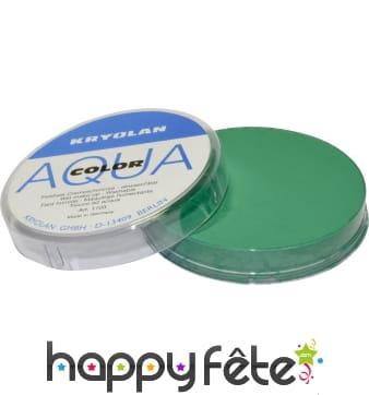 Aquacolor vert