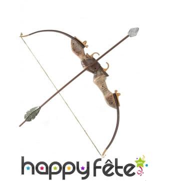 Arc Arrow avec flèches pour adulte