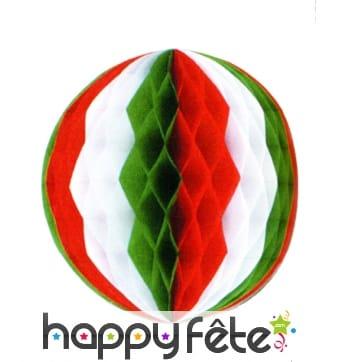 Alvéole au couleur de l'Italie
