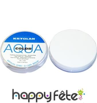 Aquacolor blanc