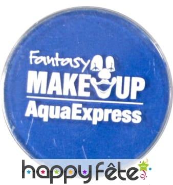 Aquaexpress bleu en pot