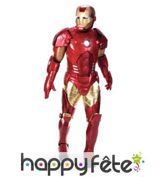 Armure de Iron Man pour adulte, Collector