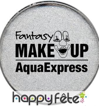 Aqua express nacré argent