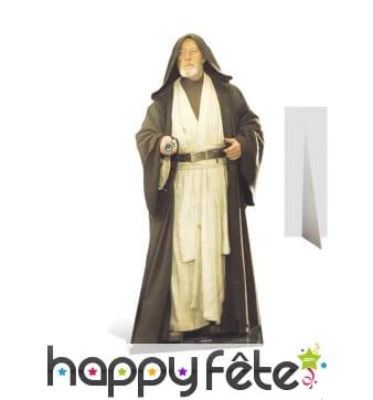 Alec Guiness, Obi Wan Kenobi taille réelle