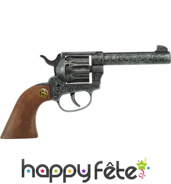 Ancien revolver Magnum