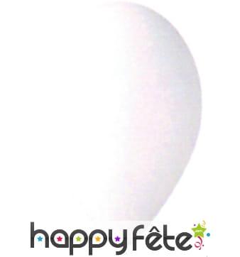 Ballons blanc