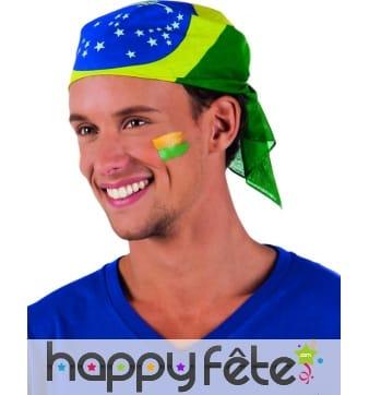 Bandana brésilien