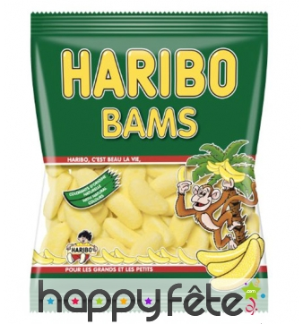 Bonbons Banane Haribo