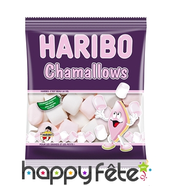 Bonbons chamallows, Haribo