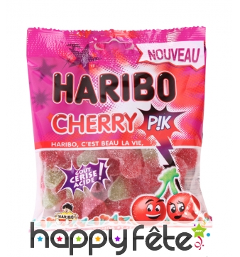 Bonbons Cherry pik, Haribo