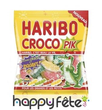 Bonbons croco pik, Haribo